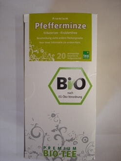 B8-Pfefferminze